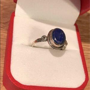 Lapis Lazuli Size 10